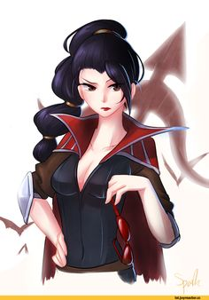 League of legends #vayne #art