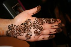 Mehndi Diamond Henna Patterns | Go Girlies ! » Ultimate stop for all your Girly Stuff ! » Simple ...