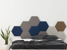 Panneau mural 3D modulable pour intérieur TEA Collection New by SANCAL DISEÑO | design Jose Manuel Ferrero