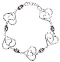 STERLING SILVER BRACELETS - Wilkins Jewellers. For prices, to order or for more information call us today.