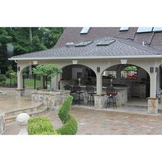 Covered Outdoor Kitchens   ... Lsc, inc Outdoor covered Kitchen - Outdoor Kitchens - Modenus Catalog