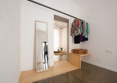 Twin House in Barcelona by Nook Architects