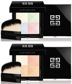 Givenchy Prisme Visage for Summer 2016 | 01 Mousseline Pastel – universal shade,  02 Satin Ivoire – for fair skin