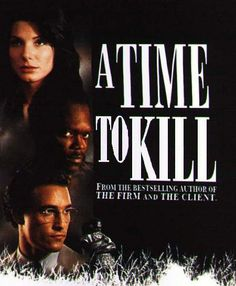 A Time To Kill- Matthew McConaughey as Jake Brigance was his best role ever. LOVE Jake Brigance.