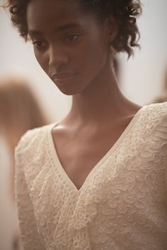Behind-the-scenes at Michael Kors during New York Fashion Week. Photographed by Kevin Tachman.