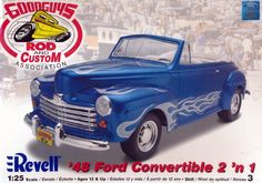 Visit Model Roundup for Model Car Kits - The best site for plastic model car kits!  We have a large variety of current and out of production vintage plastic and resin model car kits to choose from.  We also carry detailing and finishing supplies such as paints, photo-etch, decals, and adhesives.