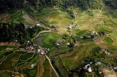 12 Amazing Aerial Photographs That Show How Beautiful The Province Of Ifugao Is Banaue, Rice Terraces, The Province, Archipelago, How Beautiful, Southeast Asia, Philippines, Places To Go, Island