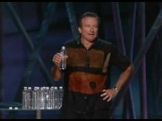 Robin Williams Live on Broadway.  Maybe the most hilarious skit. Ever.
