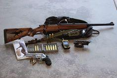 577 Tyrannosaur rifle