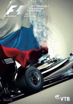 960GP - VI Russian Grand Prix - 2017 FORMULA 1 VTB RUSSIAN GRAND PRIX - GP da Russia - 30 de abril de 2017