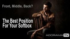 The Best Position for your Strip Softbox to Create 4 Dramatic Portraits Softbox Lighting, Lighting Setups, Studio Lighting, Camera Photography, Light Photography, Digital Photography, Fill Light, Best Positions, What Happens When You