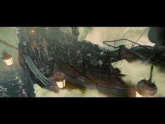 C.S. Lewis: De kronieken van Narnia : De reis van het drakenschip.  Trailer.