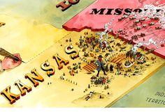 Map - John Hendrix