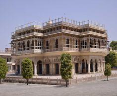 City Palace Jaipur | Maharajas' Express