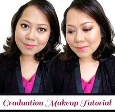 Who's graduating in the next few months? Congratulations in advance! It's tough to get through university in one piece, so you better make that last hurrah count. Looking fabulous on the day you are honored for your accomplishments is a simple gift to yourself. Here's a tutorial on how best to go about it!