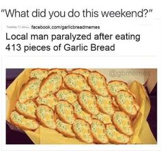 28 Memes You'll Laugh At If Carbs Are Your Best Friend