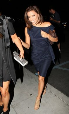 Eva Longoria...cute dress!