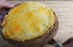 Συνταγή για απολαυστικό καρβέλι cheeseburger!   ediva.gr
