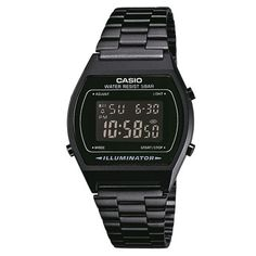 This is a MUST have! Can wait.... Casio Watch Ref. B640WB-1BEF. CASIO CLASSIC WATCH - Línea Retro.