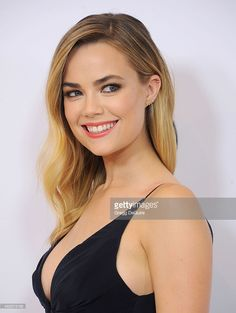 Actress Rebecca Rittenhouse arrives at the Disney ABC Television Group's 2015 TCA Summer Press Tour on August 4, 2015 in Beverly Hills, California.