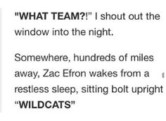 High school musical funny