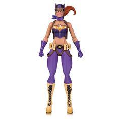 DC Bombshells Batgirl Action Figure - DC Collectibles - Batman - Action Figures at Entertainment Earth