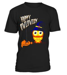 """# Humor Happy Halloween Owl on Broom w/ Spider web T-Shirt .  Special Offer, not available in shops      Comes in a variety of styles and colours      Buy yours now before it is too late!      Secured payment via Visa / Mastercard / Amex / PayPal      How to place an order            Choose the model from the drop-down menu      Click on """"Buy it now""""      Choose the size and the quantity      Add your delivery address and bank details      And that's it!      Tags: Do you love Halloween…"""