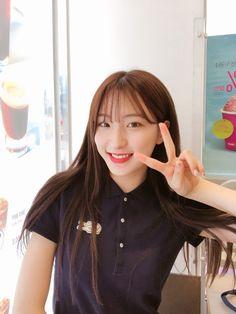 Eunseo💘 Kpop Girl Groups, Korean Girl Groups, Kpop Girls, Yuehua Entertainment, Starship Entertainment, White Aesthetic, Aesthetic Photo, Cheng Xiao, Fandom
