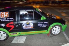 Piloto espanhol vence Rally Sprint para assinalar aniversário do CD Póvoa