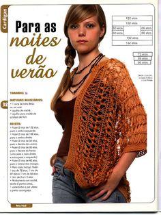Blusas tejidas en horquilla - Imagui