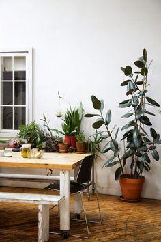 Méchant Studio Blog: About a space