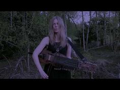 Scandinavian folk on Nyckelharpa by Myrkur - YouTube