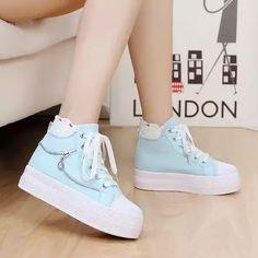 Source by women Shoes Pretty Shoes, Beautiful Shoes, Fashion Boots, Sneakers Fashion, Kawaii Shoes, Cute Sneakers, Aesthetic Shoes, Hype Shoes, Dream Shoes
