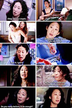 Cristina Yang is so brilliant