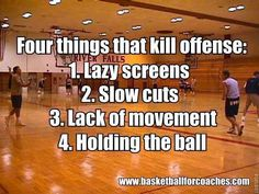 Offense #basketballmotivation