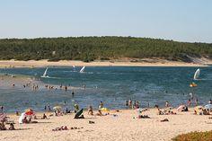 Lagoa de Albufeira, Portugal
