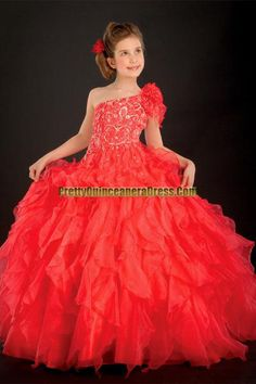 Little Girl Pageant Dresses | ... Little Girl Pageant Dresses ...