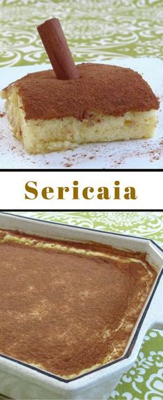 The sericaia is a typical Portuguese sweet greatly appreciated in Portugal Get to know our recipe and delight yourself - food_drink Portuguese Sweet Bread, Portuguese Desserts, Portuguese Recipes, Portuguese Food, Köstliche Desserts, Delicious Desserts, Dessert Recipes, Alcoholic Desserts, Strawberry Desserts