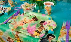Tinker Bell Birthday Party Ideas-Party City