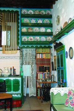 Traditional home, Greece