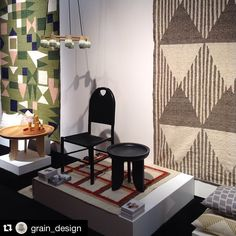 #Repost @grain_design Only a few hours left! Thanks to everyone who stopped by. Our best show to date! #graindesign #icff #icff2015 @icff_nyc #nycxdesign #booth803