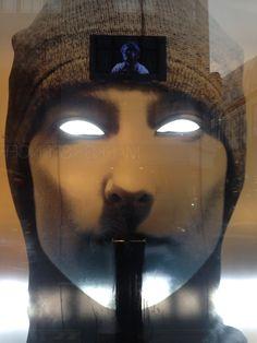 Rick Owens Selfridges Window