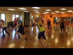 Yo No Te Pida La Luna Zumba Fitness ZIN 55 - YouTube