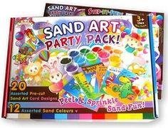 glow in the dark sand art http://www.purplerocket.com.au