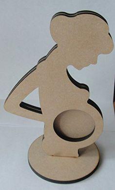 Pregnant Lady MDF Craft Shape Photo Frame By CraftyMDF CraftyMDF http://www.amazon.co.uk/dp/B00UJX0G8Y/ref=cm_sw_r_pi_dp_UyRCwb194HF84