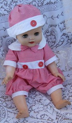 My granny got me one just like this....and together we made doll clothes for her.