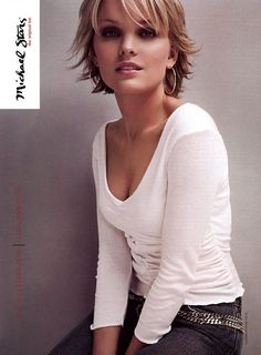 Image result for short flicky layered hairstyles