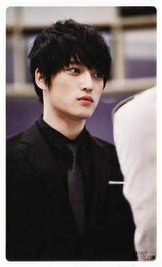 Protect the Boss ♥  Kim Jaejoong as Cha Mu Won