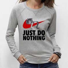 just do nothing #woman #fashion