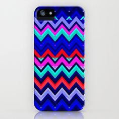 Chevron Mix #7 iPhone Case by Ornaart - $35.00